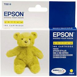 Tinta EPSON T0614 yellow 8ml